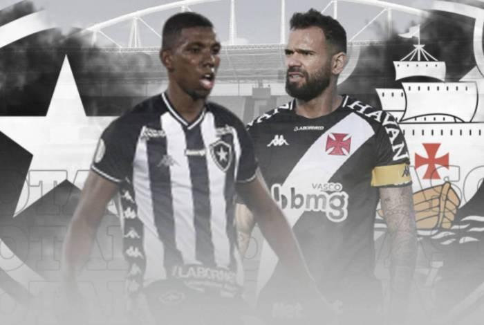 Kanu e Leandro Castán, os destaques defensivos de Botafogo e Vasco
