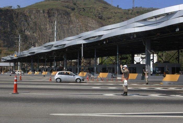 Pedágio da Linha Amarela seguirá suspenso, de acordo com o prefeito Eduardo Paes (DEM)