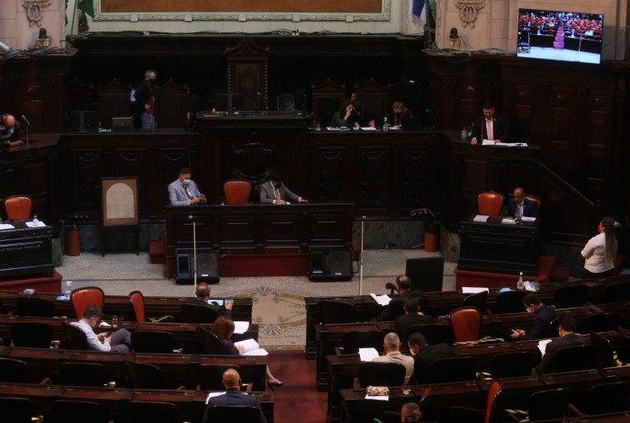 Assembleia Legislativa do Estado do Rio de Janeiro (Alerj)