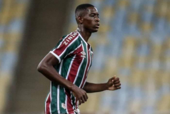 Luiz Henrique, do Fluminense
