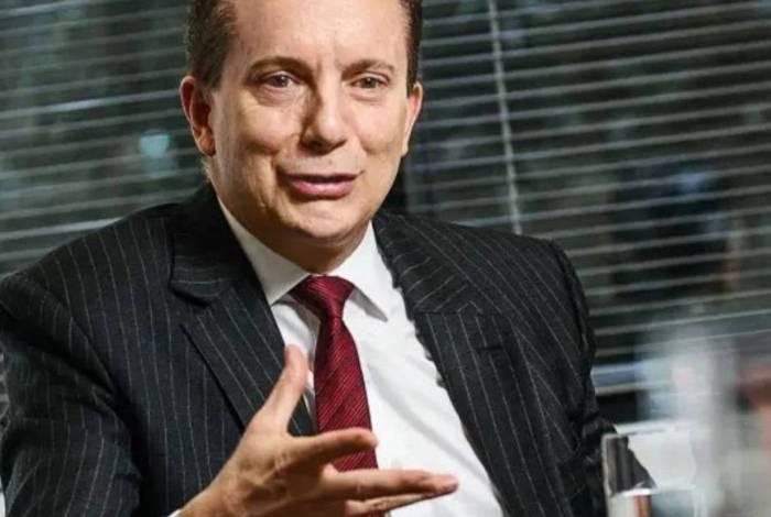 Celso Russomano, candidato à prefeitura de São Paulo, busca aproximação com Bolsonaro