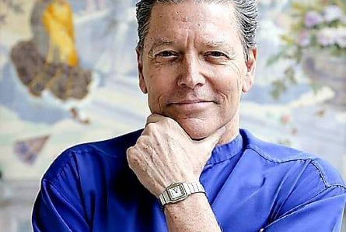 Fernando Bicudo, ex-presidente do Teatro Municipal e pré candidato à prefeitura do Rio