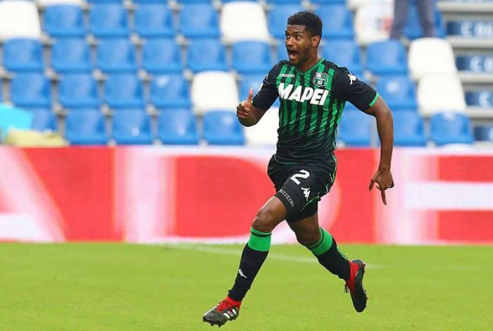 Marlon joga pelo Sassuolo desde 2018