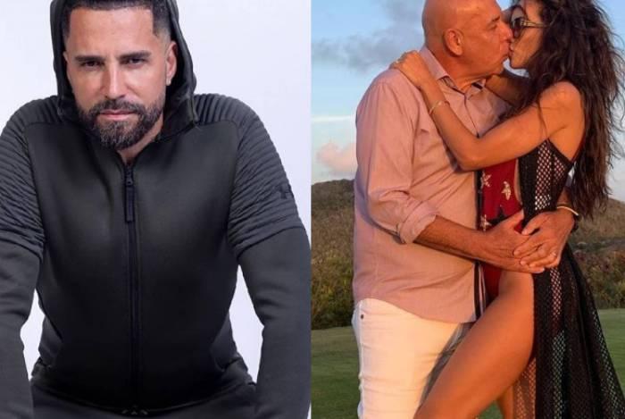 Latino cobra dívida a Amilcare e Daniela