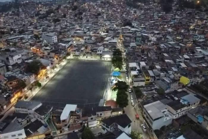 Complexo da Mangueirinha