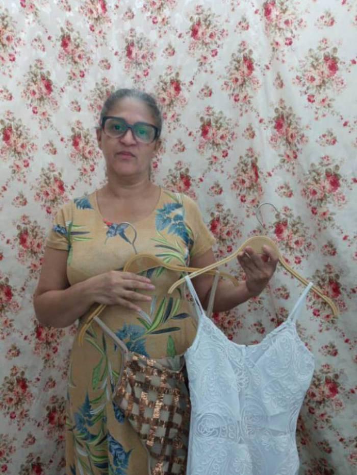 Costureira da Baixa do Sapateiro, Maria Cordeiro virou marca, tem seu próprio ateliê e em breve inaugura loja