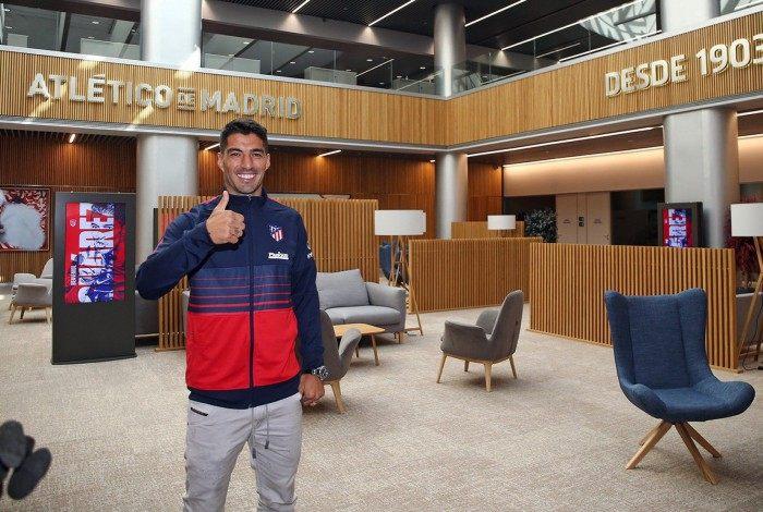 Luis Suárez testou positivo para covid-19 mais uma vez e terá volta adiada ao Atlético de Madrid