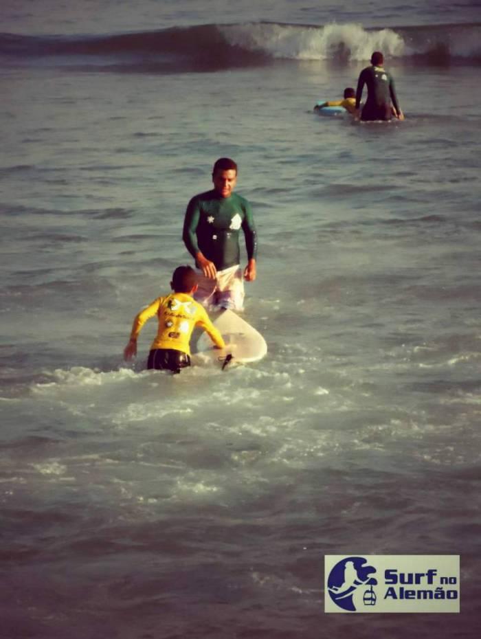 Surf do Alemão