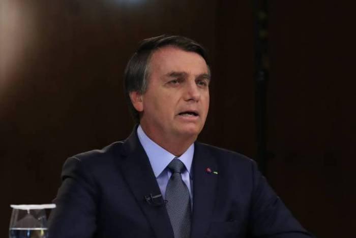 Presidente Jair Bolsonaro defendeu o desembargador Kassio Nunes Marques