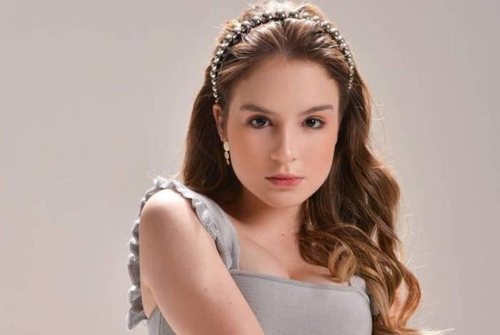 Sophia Valverde estava escalada para ser a protagonista de 'Poliana Moça'