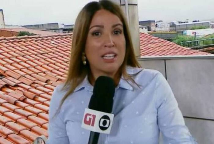 Repórter Ananda Apple chocou a todos ao revelar sua idade