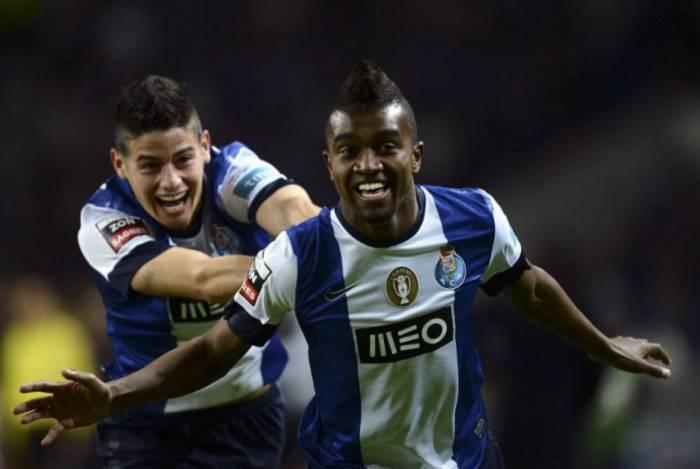 O melhor momento da carreira de Kelvin foi no Porto