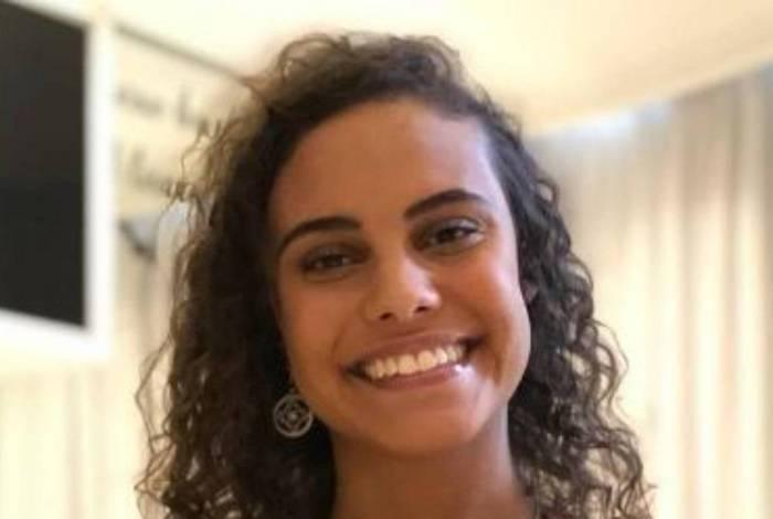 Rebeca da Silva Mello tem hereditariedade quilombola