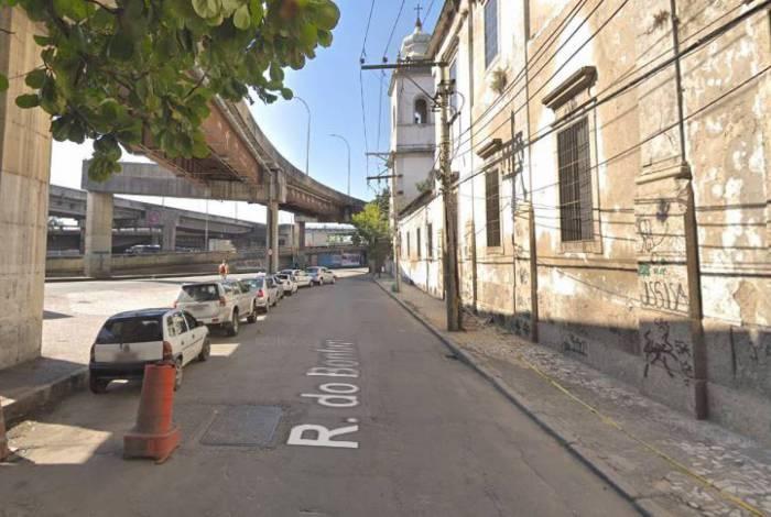 Rua do Bonfim, São Cristóvão