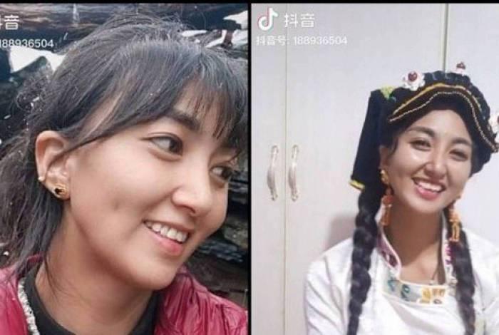 Influenciadora tinha mais de 780 mil seguidores no Douyin, a versão chinesa do TikTok