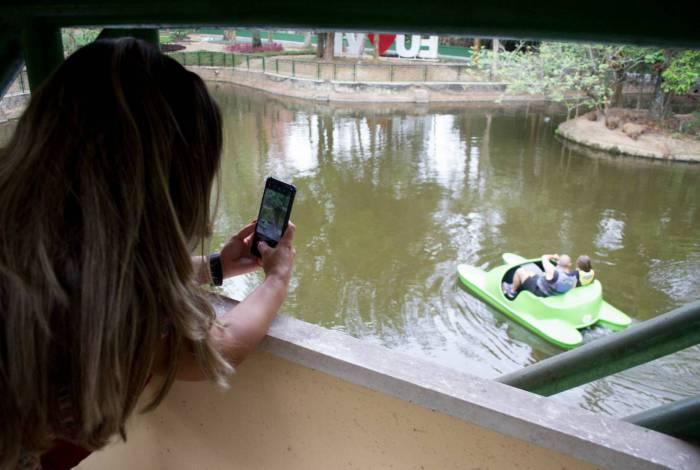 Zoológico de Volta Redonda reabre para visitação