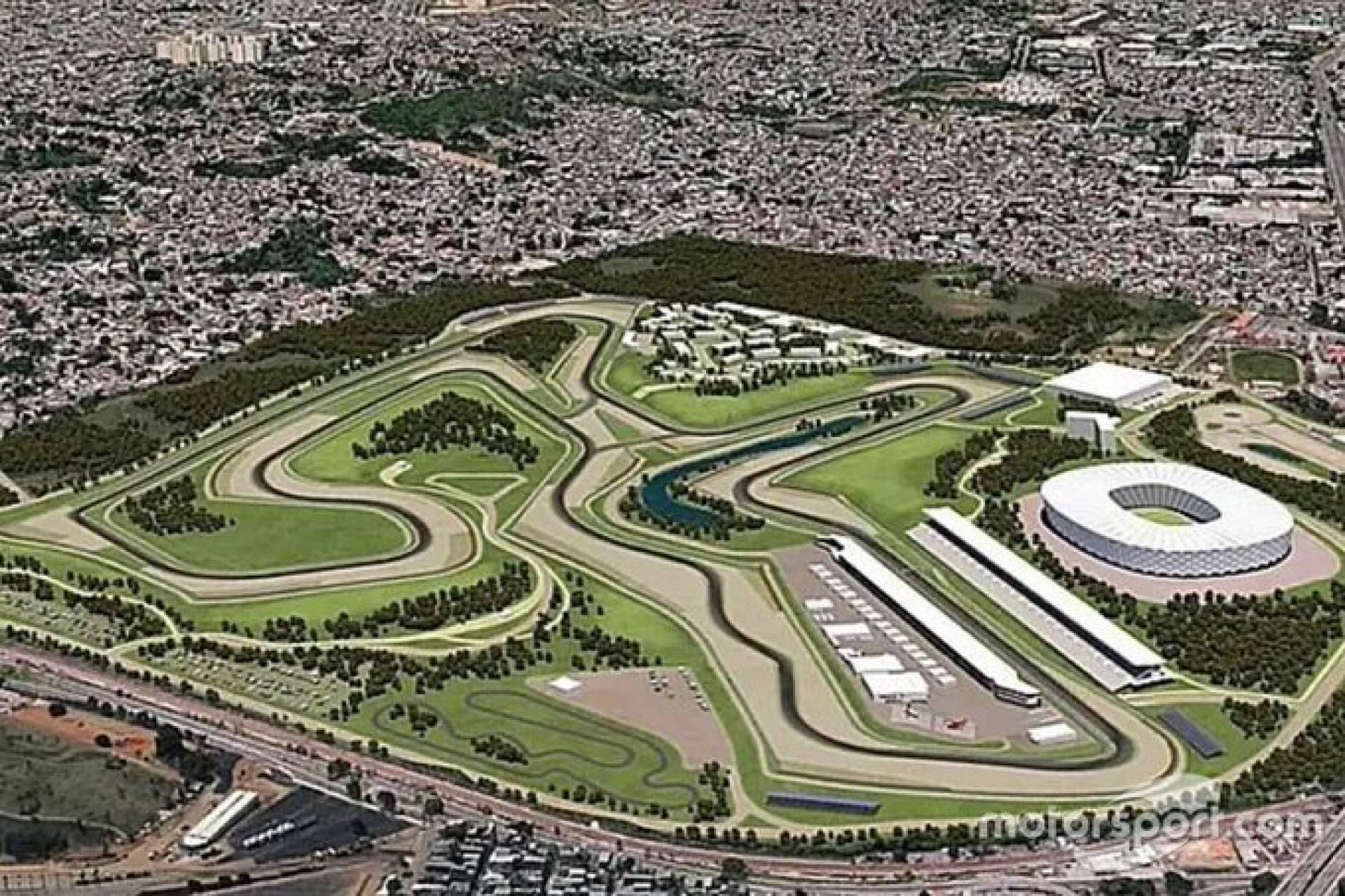 Fórmula 1: petição pede para autódromo do Rio não ser construído e mobiliza  redes sociais Jornal MEIA HORA - Esportes