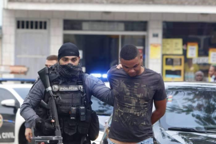 Operação do MP e da Polícia Civil desbarata grupos paramilitares que atuam em Duque de Caxias, na Baixada Fluminense