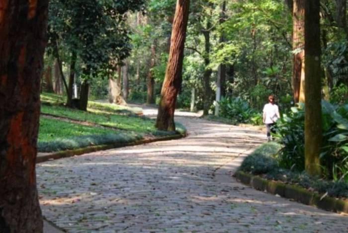 Parque Guarapiranga (Imagem ilustrativa)