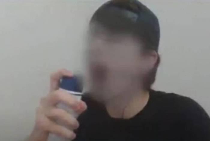 Menino de 12 anos morreu após inalar gás de desodorante, em Aracaju