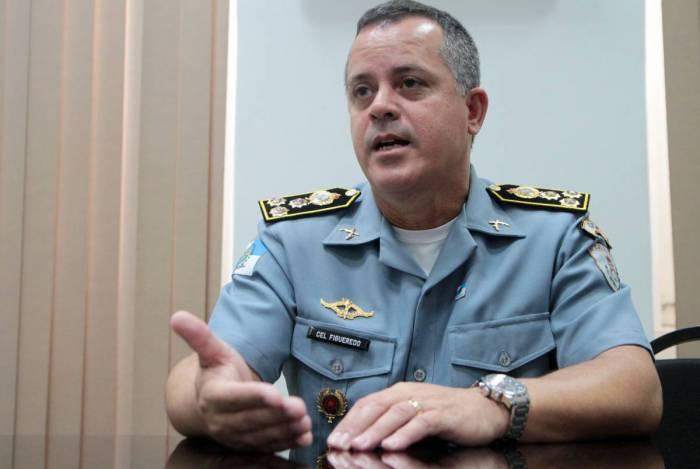 Coronel Rogério Figueredo