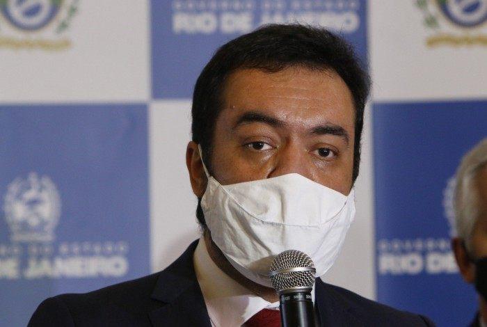 Governador em exercício, Claudio Castro