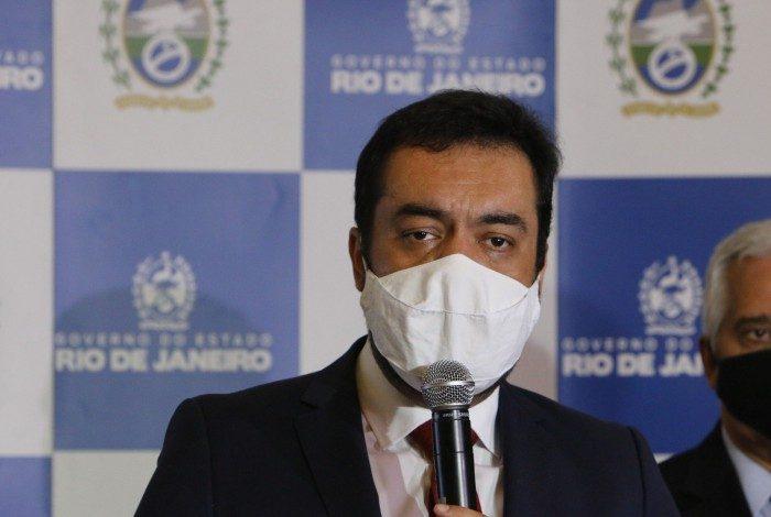 Cláudio Castro, governador em exercício