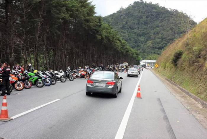 Excesso de velocidade é a principal infração de motoristas suspensos
