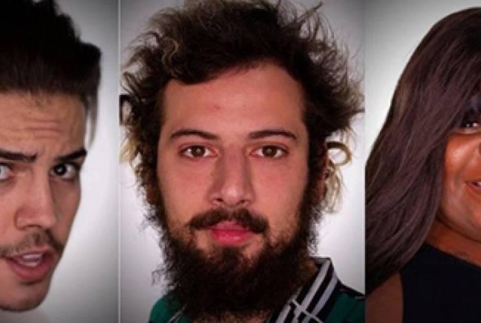 Roça: disputam a preferência do público Jojo Todynho, Biel e Cartolouco