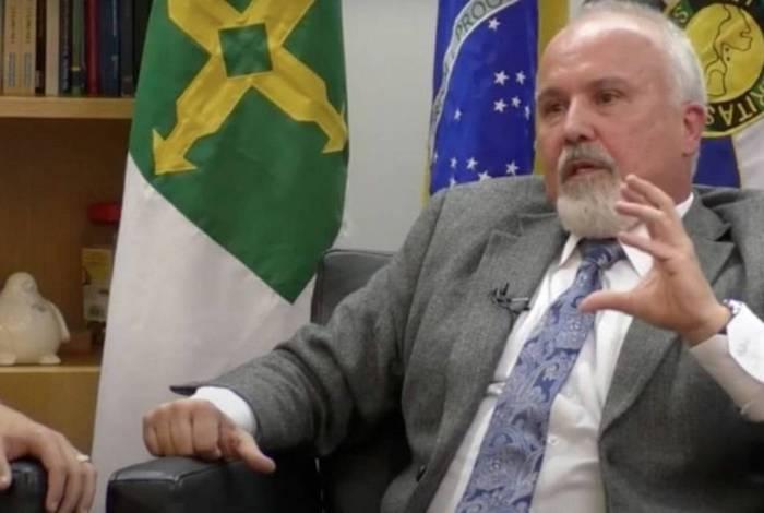Chefe da Procuradoria Federal dos Direitos do Cidadão (PFDC), Carlos Alberto Vilhena