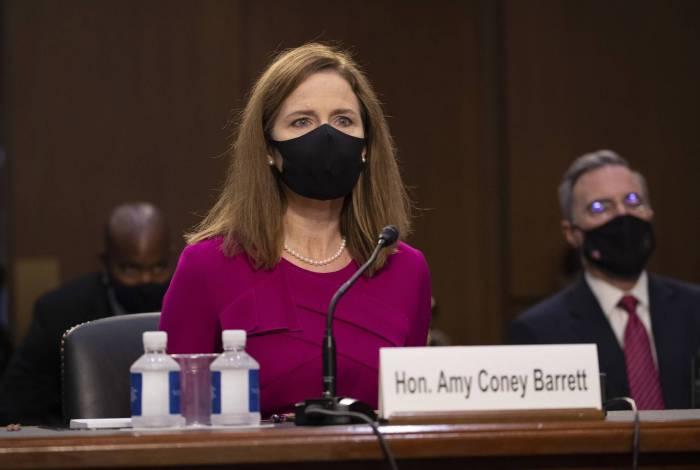 Amy Barret, indicada por Trump à Suprema Corte dos EUA