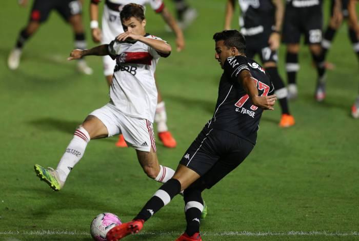 Flamengo e Vasco se enfrentaram em São Januário