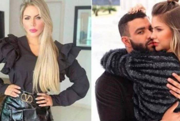 Brunah Canutho diz não ser pivô da separação de Gusttavo Lima e Andressa Suita