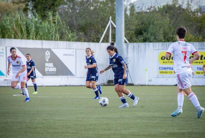 Gabi Morais destaca valorização do futebol feminino em Portugal e mira vaga nas Olímpiadas