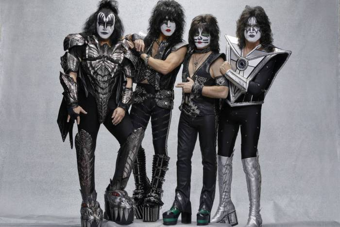 Banda Kiss cancela shows no Brasil por conta do coronavíus