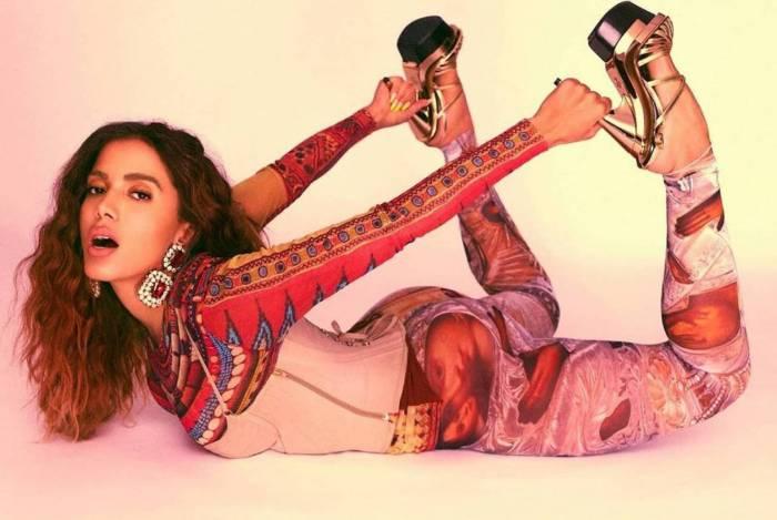 Anitta. Reprodução do Instagram
