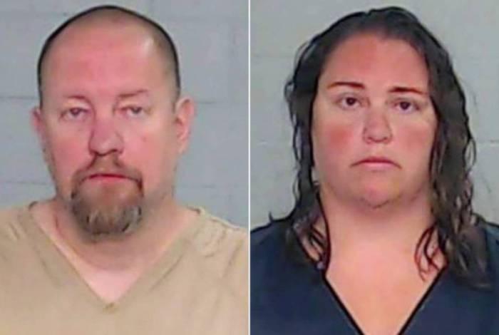 Daniel e Ashley Scharwatz, agora presos, podem ser condenados à morte caso forem punidos pela pena máxima
