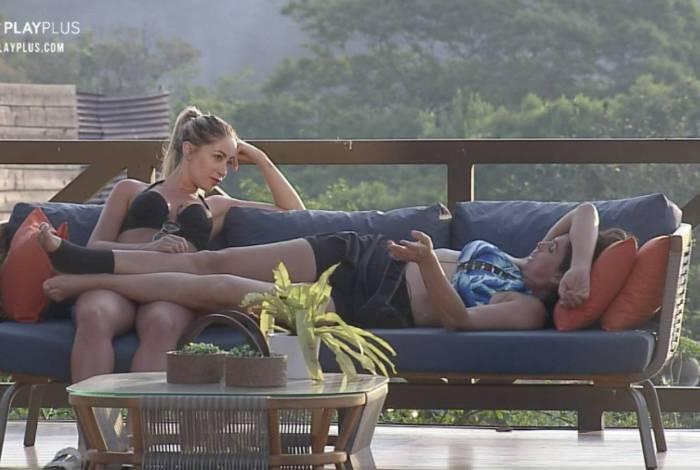 Carol Narizinho diz estar com nojo de Lipe e Lucas Maciel