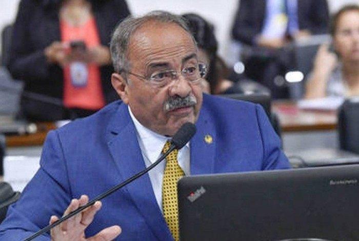 Chico Rodrigues pediu afastamento por 121 dias do Senado
