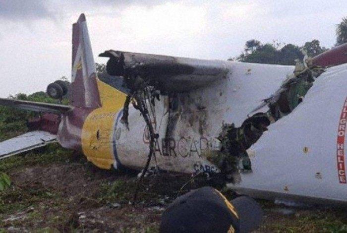 O acidente deixou quatro pessoas feridas