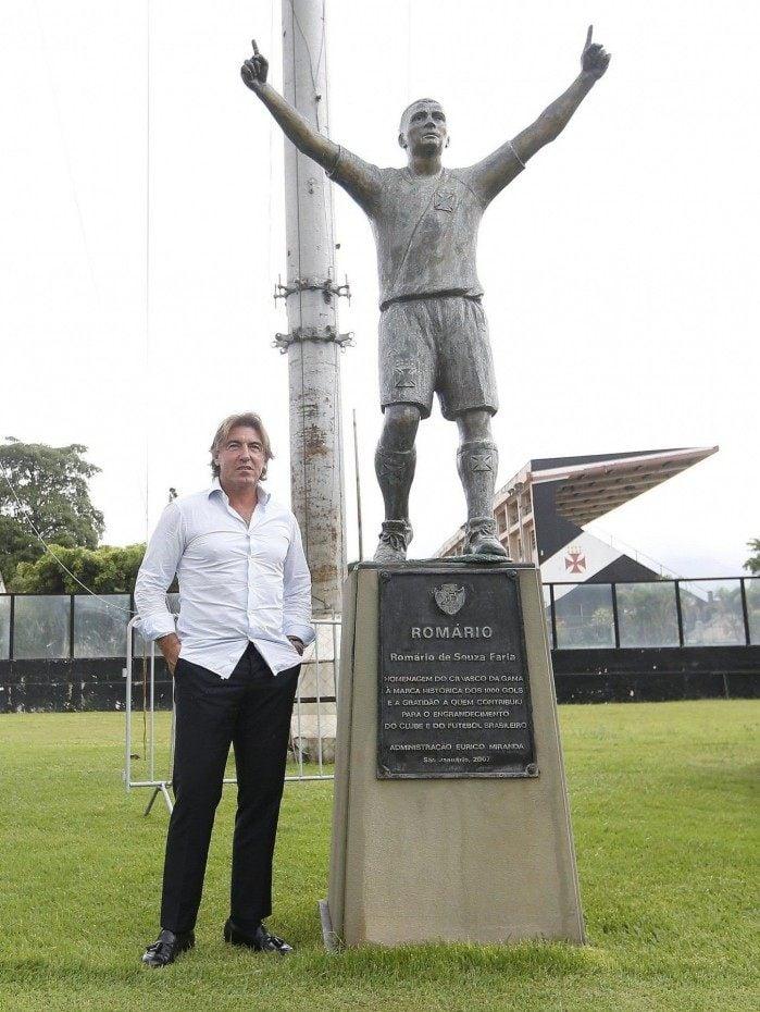 Segundo técnico português da história do Vasco, Ricardo Sá Pinto estreia contra o Corinthians