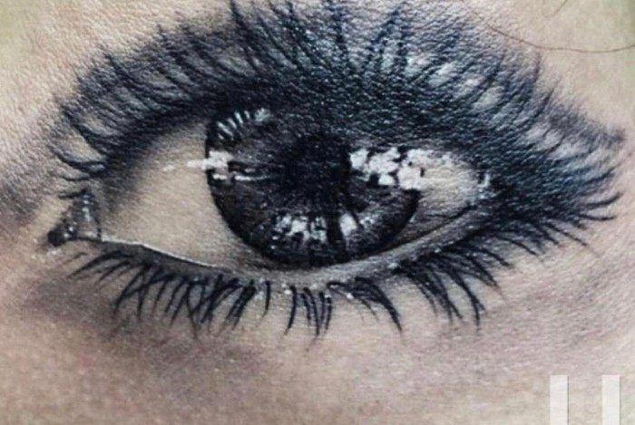 Tatuagem de Aline Riscado