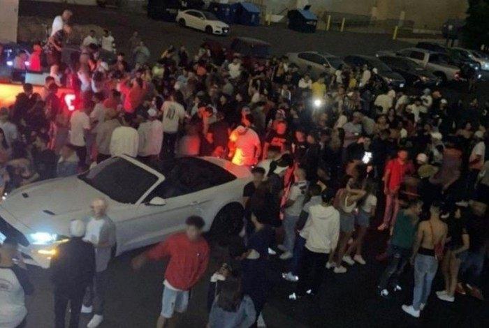 Com divulgação nas redes sociais, festas clandestinas driblam fiscalização. Foto ilustrativa