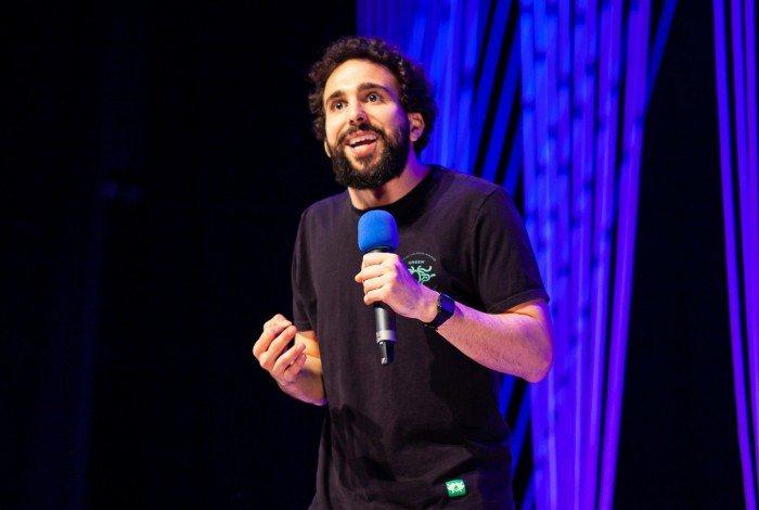 Murilo Couto é um dos comediantes já confirmados no Comédia Con Brasil
