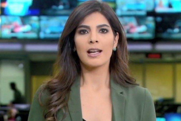 Andréia Sadi é jornalista da TV Globo