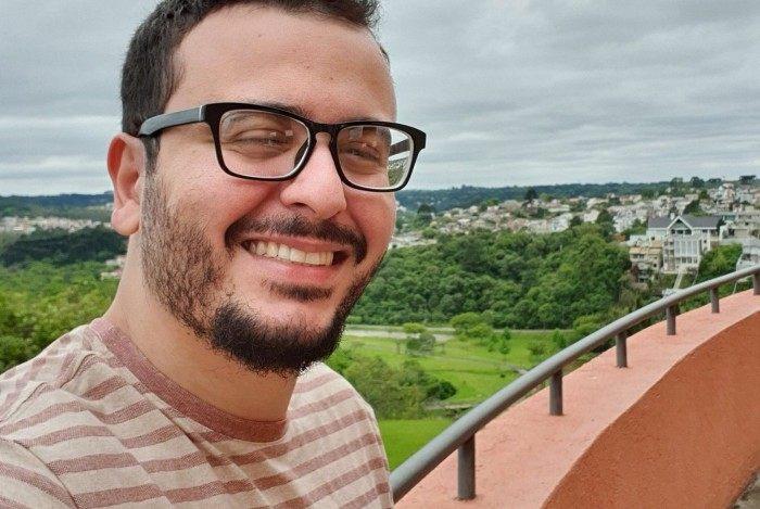 João Pedro Feitosa, de 28 anos, morreu por complicações da Covid-19