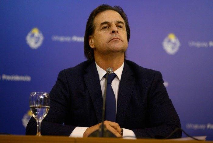 Presidente do Uruguai, Luis Lacalle Pou