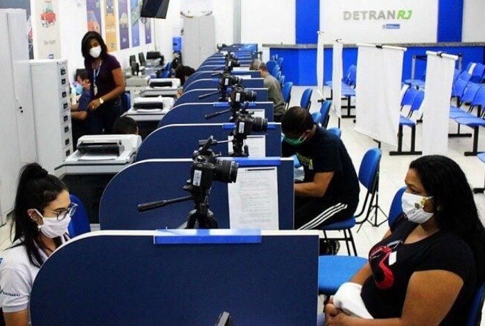 Detran-RJ: horário ampliado visa melhor atendimento à população