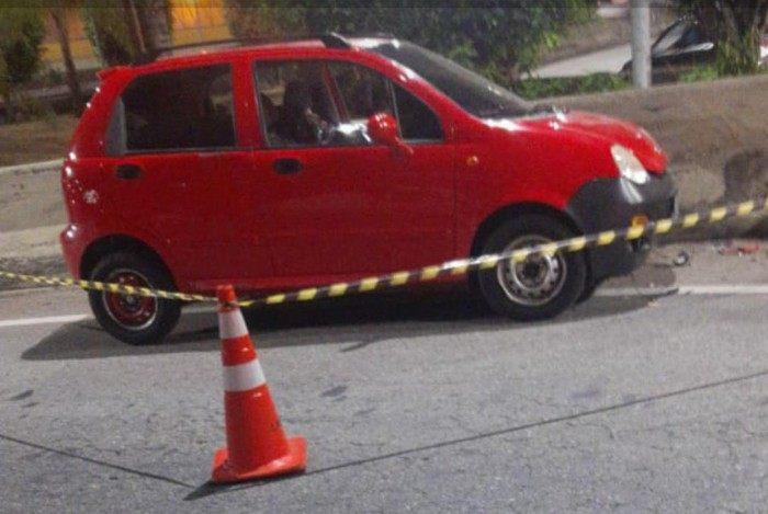 Motorista morreu no acesso 3 da Linha Amarela, baleado por outro condutor