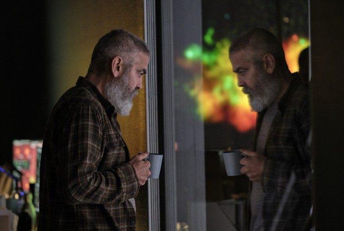 George Clooney em 'O Céu da Meia-Noite'